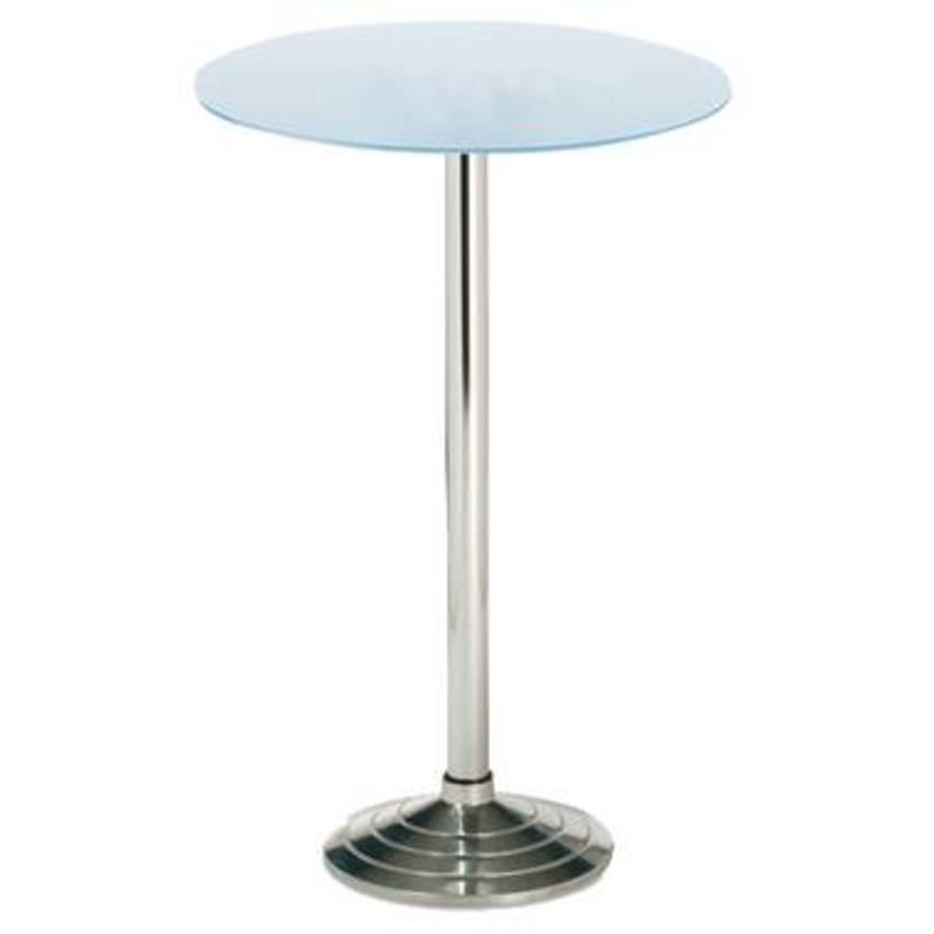 stehtisch coto 70 80 cm h he 122 cm glas sandgestrahlt orga 24013710 eurocis 2019. Black Bedroom Furniture Sets. Home Design Ideas